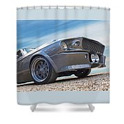 Eleanor's Day Out Shower Curtain