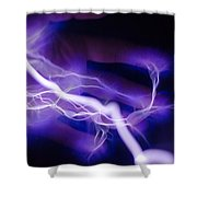 Electric Hand Shower Curtain