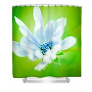 Electric Lady Shower Curtain