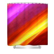 Electric Light Song Shower Curtain