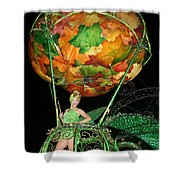 Electric Tink Shower Curtain