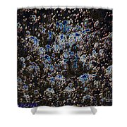 Electrified  Reality  Shower Curtain