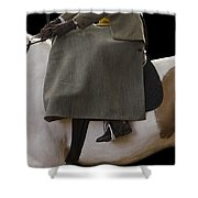Elegance Shower Curtain by Linsey Williams