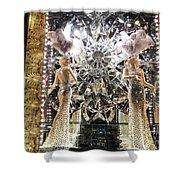 Elegant Ladies Shower Curtain