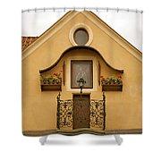 Elegant Prague Shower Curtain
