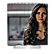 Elena Shower Curtain
