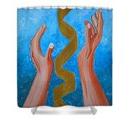 Elevate Shower Curtain