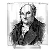 Elias Boudinot (1740-1821) Shower Curtain