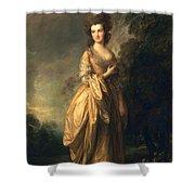 Elizabeth Beaufoy, Later Elizabeth Shower Curtain