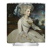 Elizabeth Countess Of Warwick Shower Curtain