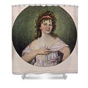 Elizabeth Monroe (1768-1830) Shower Curtain