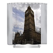 Elizabeth Tower Shower Curtain