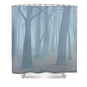 Elkhart Fog Shower Curtain