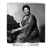 Ella Fitzgerald (1917-1996) Shower Curtain by Granger