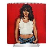 Ellen Ten Damme Painting Shower Curtain