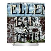 Ellen's Place Shower Curtain
