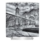 Ellis Island Immigration Museum IIi Shower Curtain