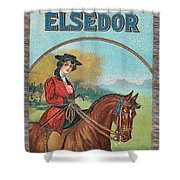 Elsedor Shower Curtain