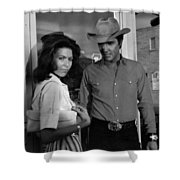 Elvis And Susan Shower Curtain