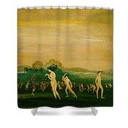 Elysian Fields Shower Curtain