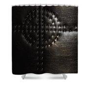 Embedded Shower Curtain