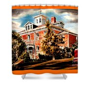 Emerson House Shower Curtain