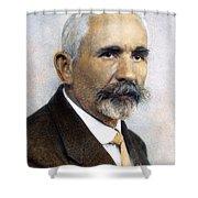 Emil Kraepelin (1856-1926) Shower Curtain