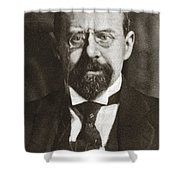 Emile Vandervelde (1866-1938) Shower Curtain