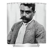 Emiliano Zapata (1879-1919) Shower Curtain