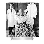 Emilio Aguinaldo (1869-1964) Shower Curtain