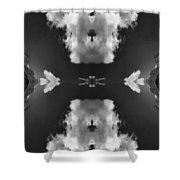 Emissaries Shower Curtain