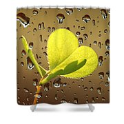 Emotions Shower Curtain