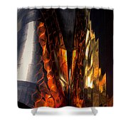 Emp Reflections Shower Curtain