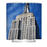 Empire State Building - Nyc Shower Curtain