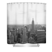 Empire State Nyc Shower Curtain
