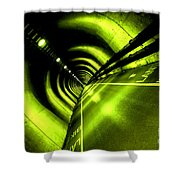 The Limelight Shower Curtain