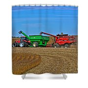 Empty The Combine Shower Curtain