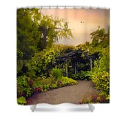 Enchanted Arbor Shower Curtain