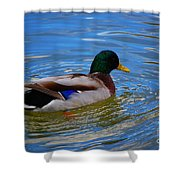 Enchanted By Jrr Shower Curtain