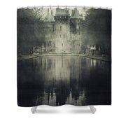 Enchanted Castle Shower Curtain