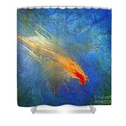 Enchanted Descent Shower Curtain