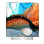 Enchanted Earth Shower Curtain
