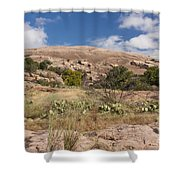 Enchanted Land Shower Curtain