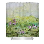 Enchanted Meadow Shower Curtain
