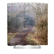Enchanted Pathway Shower Curtain