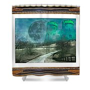 Enchanting Evening With Oz Shower Curtain