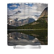 Enchanting Swiftcurrent Shower Curtain