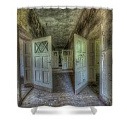 End Of Lessons  Shower Curtain