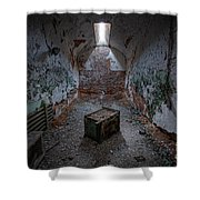 End Table  Shower Curtain