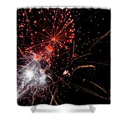 End With A Bang Shower Curtain